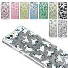 Fun Dynamics Rocking small eyes drawing Clean Case Cover Skin for Huawei Mobile