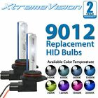 XtremeVision 9012 HID Xenon Replacement Bulbs - 4300K 5000K 6000K 8000K 10000K
