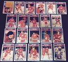 1982-83 OPC DETROIT RED WINGS Select from LIST NHL HOCKEY CARDS O-PEE-CHEE
