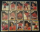 1985-86 OPC CHICAGO BLACK HAWKS Select from LIST NHL HOCKEY CARDS O-PEE-CHEE