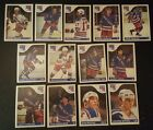 1985-86 OPC NEW YORK RANGERS Select from LIST NHL HOCKEY CARDS O-PEE-CHEE