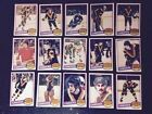 1980-81 OPC VANCOUVER CANUCKS Select from LIST NHL HOCKEY CARDS O-PEE-CHEE