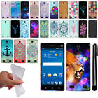 For ZTE ZMAX 2 Z958 Z955L Cute Design TPU SILICONE Soft Case Phone Cover + Pen