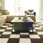 1pcs Anti-skid Floor Mat Tiles Carpet  Bedroom  Rug Living Room 31*31cm