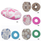 1Set/2Pcs Soft Coral Fleece Toilet Seat Lid Clean Washable Seat Pad Mat Cover