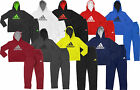 Adidas Youth Game Ready Hoodie And Pants Set, Color Options