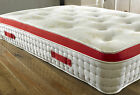 1500 POCKET SPRING ORGANIC PILLOW TOP MATTRESS 4FT6 DOUBLE 5FT KING 6FT SUPER