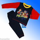 Boys Official Genuine Paw Patrol Pyjamas Age 1 2 3 4 Years