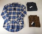 mens aroow dress shirt button down casual long sleeve comfortable fit easy care