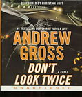 Audio book - Don't Look Twice by Andrew Gross   -   CD