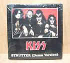 KISS  Strutter 3 Inch Set of 5  CDs  NEW  and Sealed