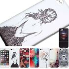NEW 3D painting Pretty paris tower pure girl Case cover skin for Apple iPhone