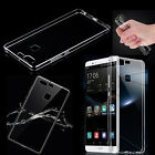 For Huawei Ascend Ultra Thin Slim Clear Transparent Soft Silicone TPU Case Cover