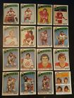 1976-77 OPC ATLANTA FLAMES Select from LIST NHL HOCKEY CARDS O-PEE-CHEE