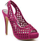 IRON FIST HIGH AND DRY LADIES PLATFORM SHOES