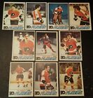1977-78 OPC PHILADELPHIA FLYERS Select from LIST NHL HOCKEY CARDS O-PEE-CHEE $2.13 CAD on eBay