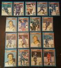 1979-80 OPC BUFFALO SABRES Select from LIST NHL HOCKEY CARDS O-PEE-CHEE