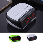 LEADSTAR MX-18 Bluetooth Speaker with 3.5-inch LED Screen Clock and Alarm Clock