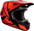 FOX V1 Race Helmet orange 2017