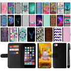 For Apple iPhone 7 4.7 inch Magnetic Flip Wallet Leather POUCH Case Cover + Pen