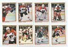 1990 91 OPC PREMIER PHILADELPHIA FLYERS Select from LIST HOCKEY CARDS O-PEE-CHEE