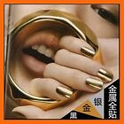 10 Nail Art Stickers Decals Full Cover Fingernail Concise DIY Water Transfers