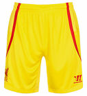 Warrior Mens Official 2014/15 Liverpool LFC Away Knit Shorts Size 2XL