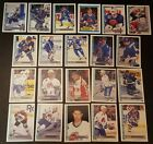 1992-93 OPC QUEBEC NORDIQUES Select from LIST NHL HOCKEY CARDS O-PEE-CHEE