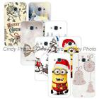 For Samsung Galaxy J3 Pro J3110 J3119 Christmas Bell Hard Plastic Cover Case
