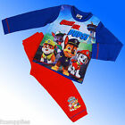 Boys Official Genuine Paw Patrol Great Job Pyjamas Age 18 Months 2 3 4 5 Years