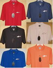 Greg Norman Limited Edition Tour Shark Logo play dry performance s/s polos
