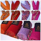 HARRIS TWEED & LIBERTY LONDON SCARF scarves ladies accessories