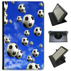 It's Raining Sports Universal Folio Leather Case For Lenovo Tablets