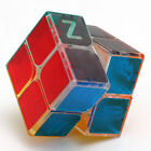 Frosted Transparent Speed 2x2x2 Magic Pocket Cube Twist Puzzle Z-CUBE