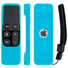 Fosmon [DURA-T] for Apple TV 4th Gen Remote [Slim] Shockproof Skin Cover Case <br/> [OFFICIAL STORE][Fast Ship][Adjustable Strap Included]
