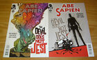 Abe Sapien: the Devil Does Not Jest #1-2 VF/NM complete series - mike mignola