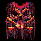 Crossbones T Shirt Pick Your Size Youth Small to 6 X Large image