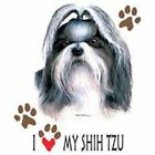 Shih Tzu Pick Your Size Your Size 7 X Large to 14X Large T Shirt