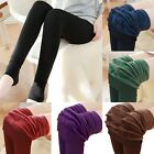 New Women Winter Warm Fleece Warm Lined Thermal Stretchy Thick Skinny Legging