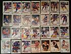 1990-91 UPPER DECK NEW YORK RANGERS Select from LIST NHL HOCKEY CARDS