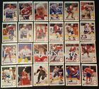1990-91 UPPER DECK WASHINGTON CAPITALS Select from LIST NHL HOCKEY CARDS $2.29 CAD on eBay