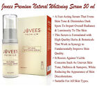 Jovees Herbal Premium Natural Whitening Serum Evens Skin Tone - 50 ml