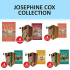 Josephine Cox Collection The Gilded Cage, Looking Back Gift Wrapped Set New