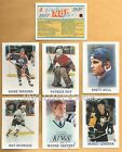 1988-89 OPC MINI CARDS Select from LIST NHL HOCKEY STARS O-PEE-CHEE $2.29 CAD on eBay