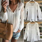 Fashion Loose Top Short Sleeve Blouse Ladies Casual Tops T-Shirt HFCA