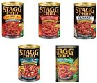 Stagg Chili with Beans - 12 Cans