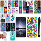 For ZTE Zmax Pro Carry Z981 TPU SILICONE Rubber Soft Protective Case Cover + Pen