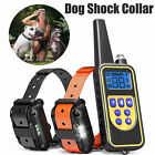 Waterproof Wireless 1 /2 /3 Dog Fence No-Wire Pet Containment System Rechargeable