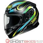 Shoei NXR Intense Motorbike Bike Full Face Helmet Motorcycle Racing GhostBikes