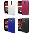 TPU Candy Skin Cover Case ZTE Cricket Z956 Grand X 4 X4 AT&T Z971 Blade Spark